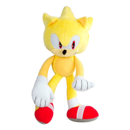 Official Sonic the Hedgehog Super Sonic Plush