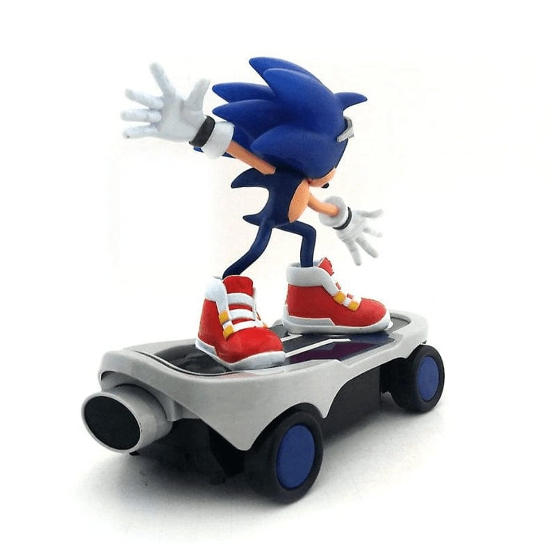Official Sonic The Hedgehog Free Riders Remote Control Skateboard
