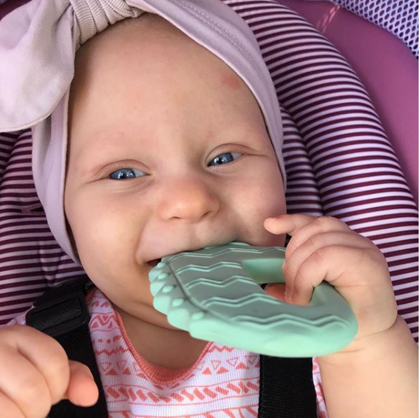 Baby Teething Tips