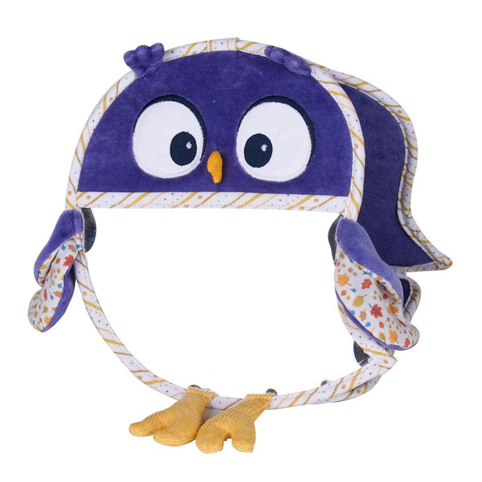 Owl Activity Mirror - Tikiri Toys