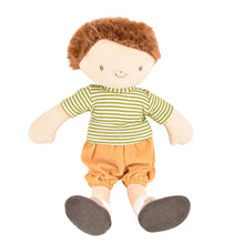 Jack - Brown Short With Stripe T Shirt - Tikiri Toys