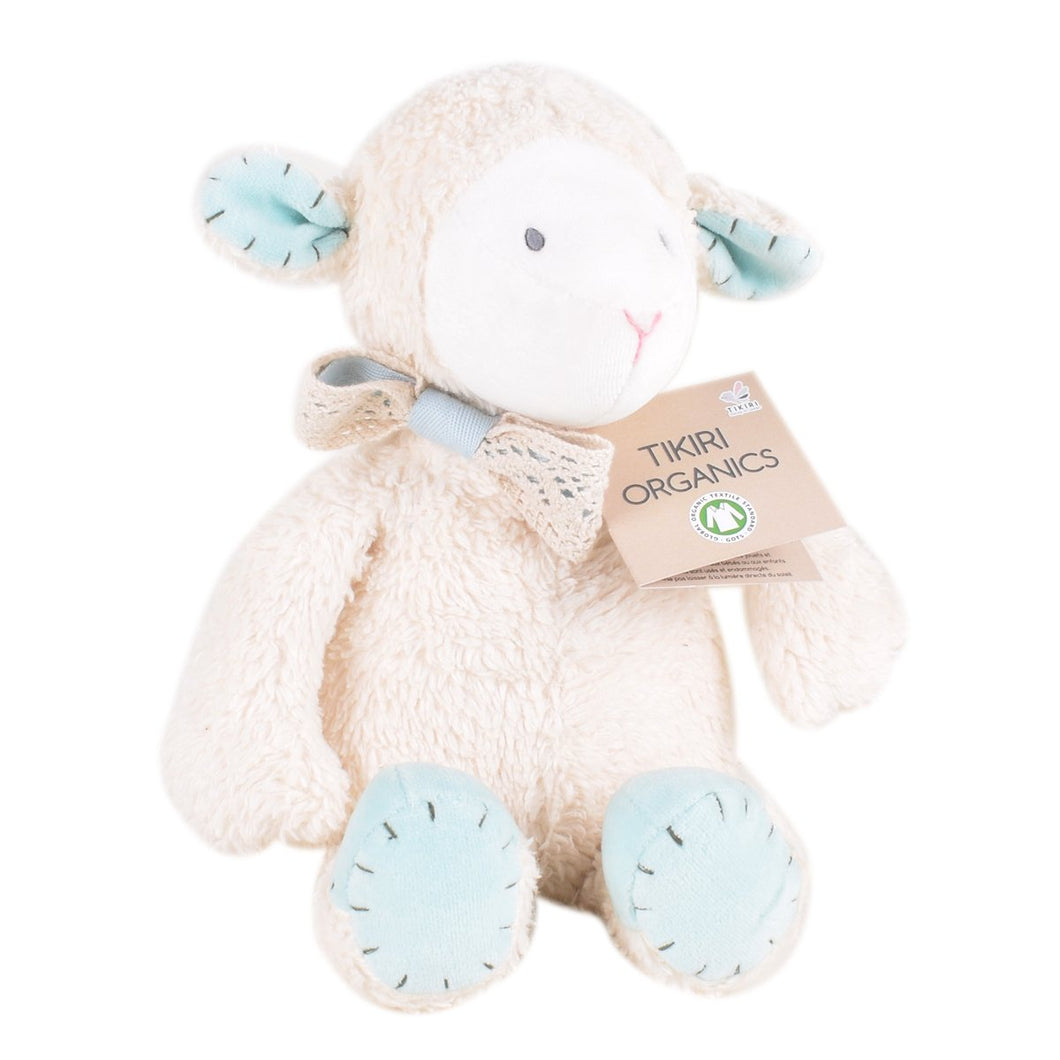 Tikiri Organic Sheep Toy (Medium Size) - Tikiri Toys
