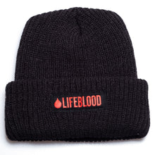 Load image into Gallery viewer, Lifeblood Skateboards Beanie