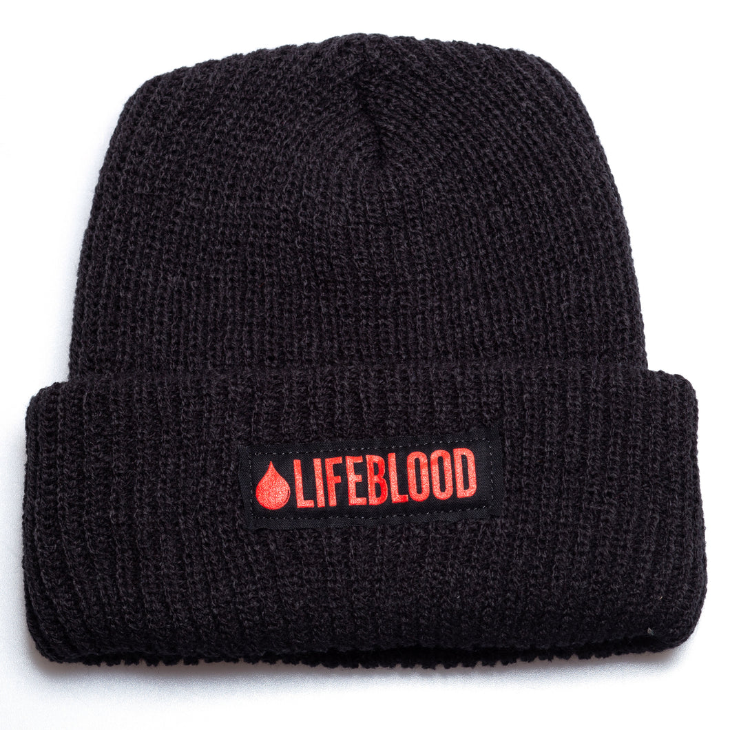 Lifeblood Skateboards Beanie