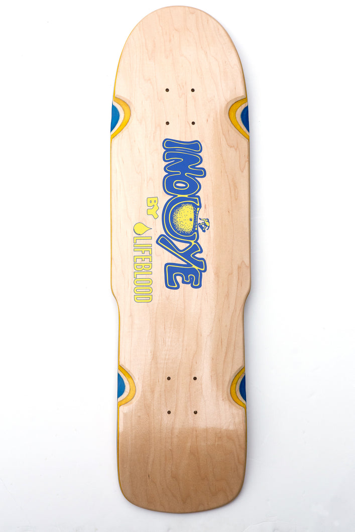 Lifeblood Inouye Stinger Skateboard