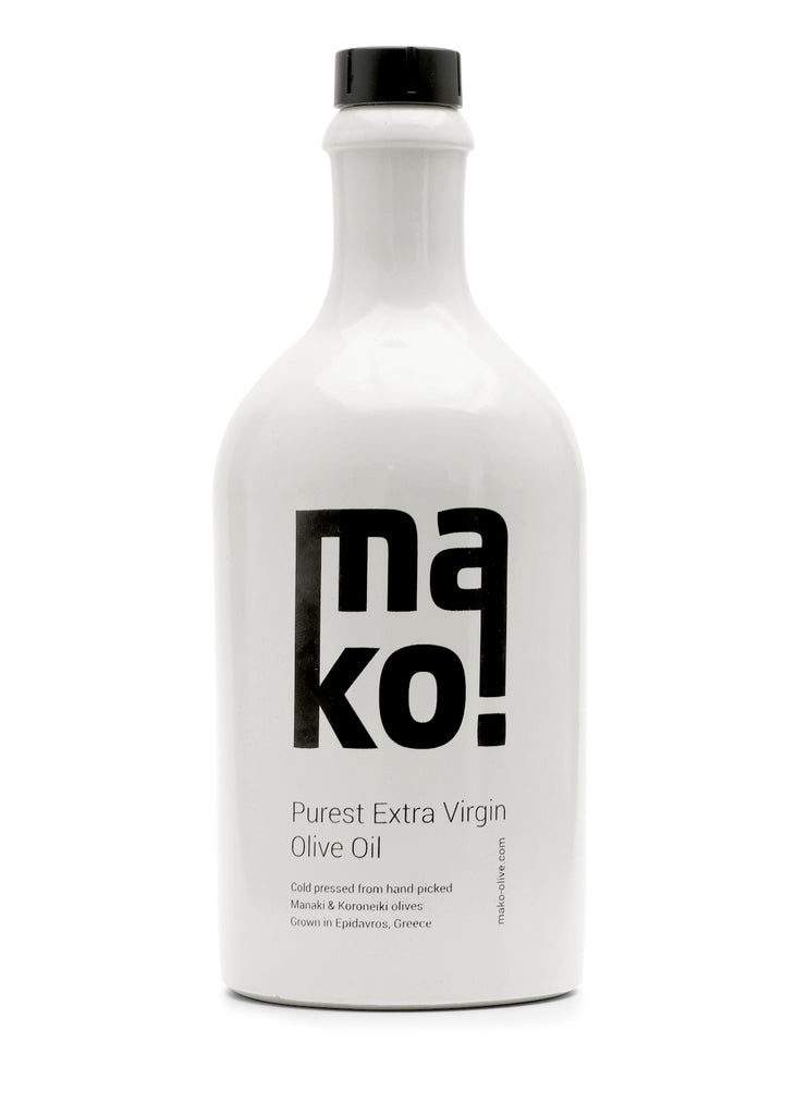 mako Extra Virgin Olive Oil, 500 ml