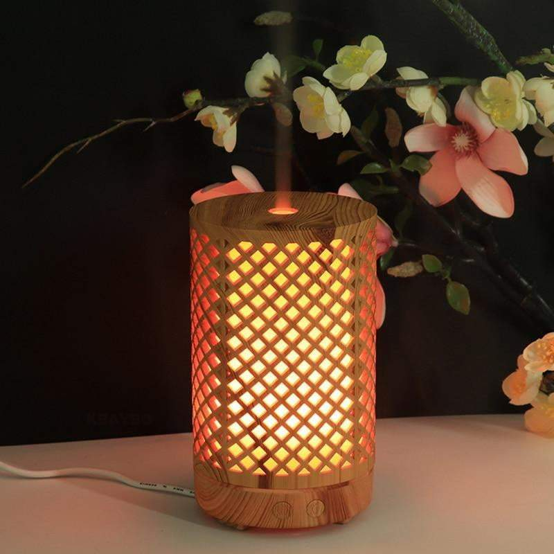 Diffuseur huile essentielle bois - Ambiance Cosy