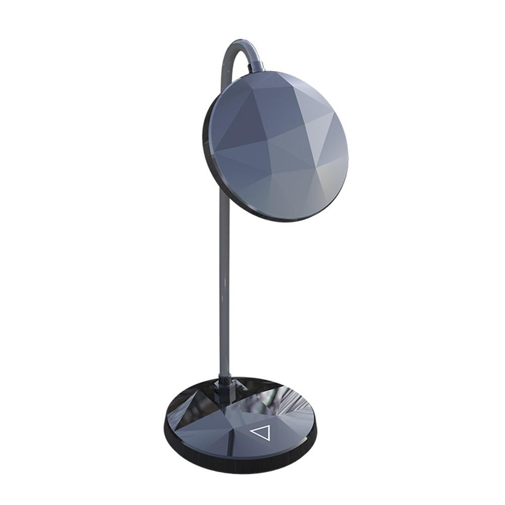 Lampe de chevet design diamant