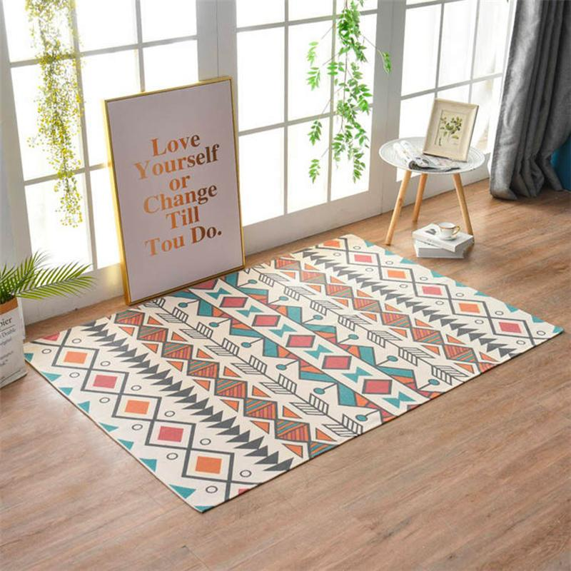 tapis ethnique multicolore-[product-type]-Ambiance Cosy