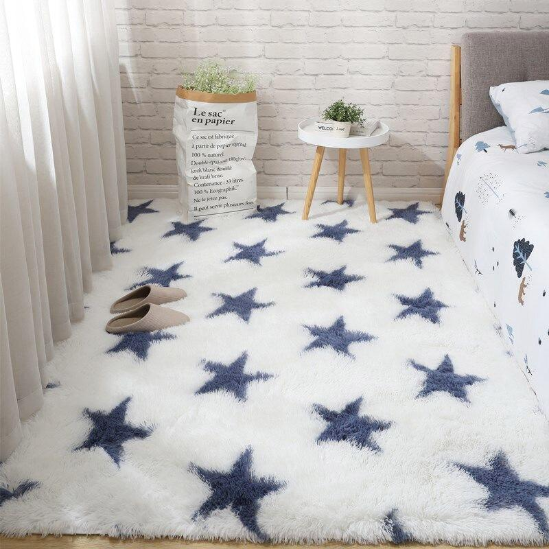 tapis motif etoile-[product-type]-Ambiance Cosy