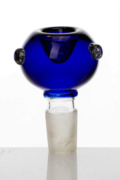 Glass round bowl - bongoutlet.com