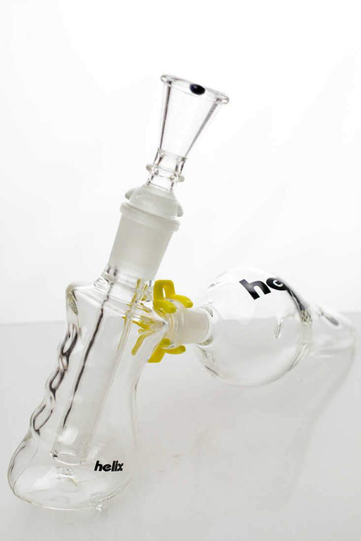 HELIX 3-in-1 glass pipe set - bongoutlet.com