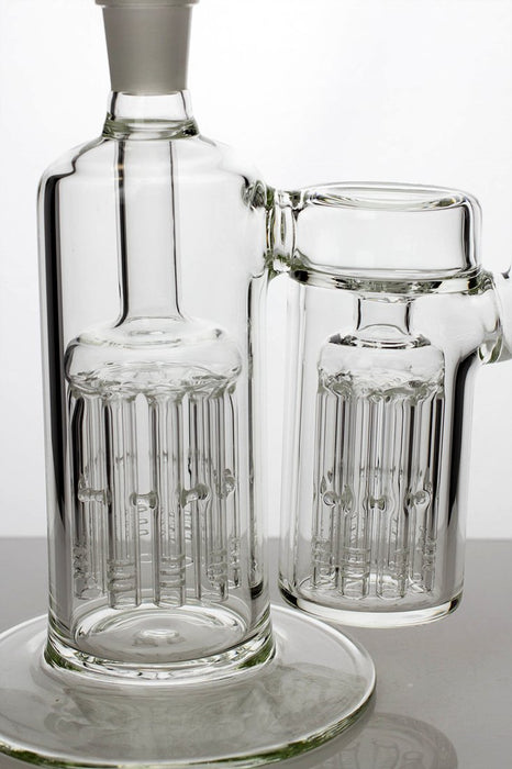 "11"" Double Chamber tree arms bubbler - bongoutlet.com"