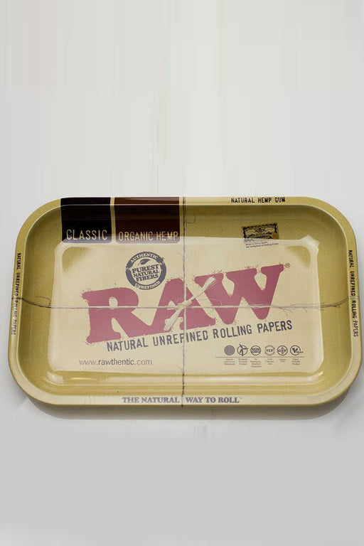 Raw Rolling tray - bongoutlet.com