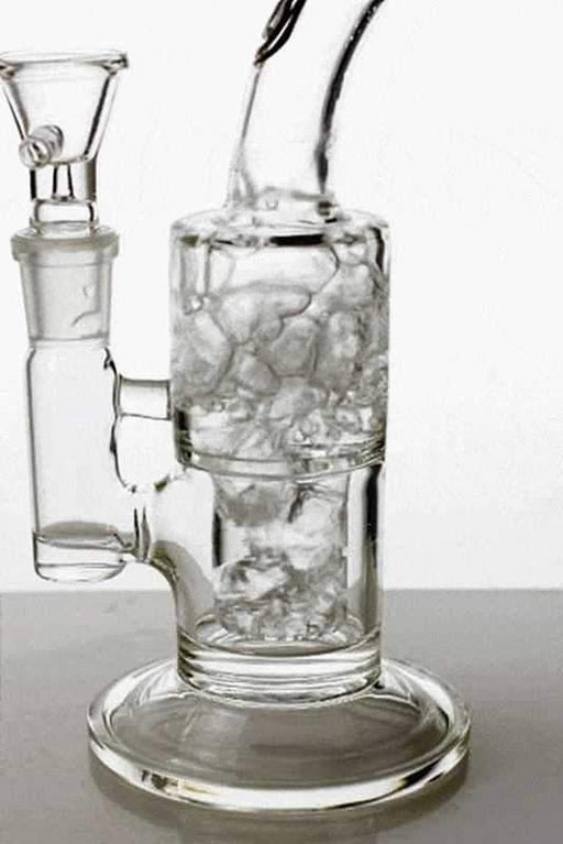 "10"" shower head diffused bubbler - bongoutlet.com"