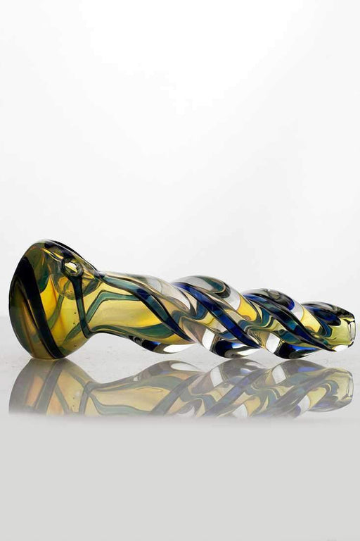 Soft Glass ISP317 Hand Pipe - bongoutlet.com