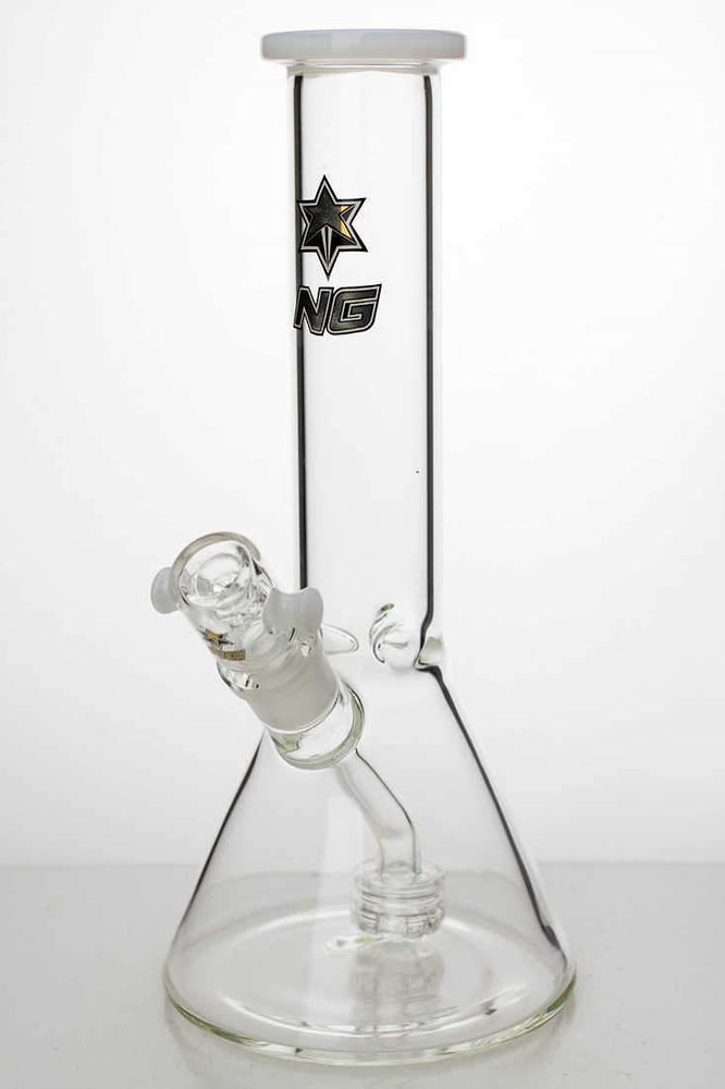 "9"" NG glass shower head diffuser water bongs - bongoutlet.com"
