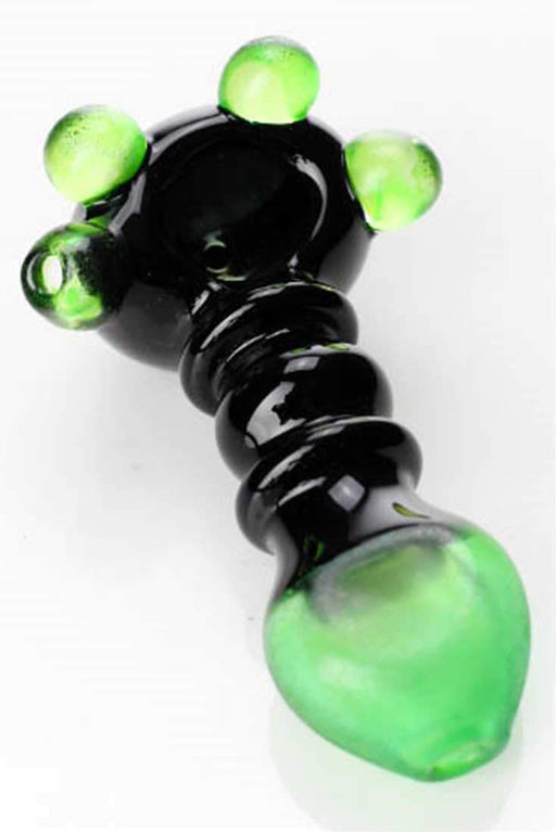 soft glass 2960 hand pipe - bongoutlet.com