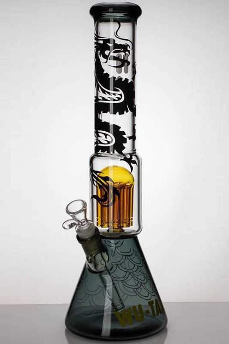 "16"" Wu-Tang  limited edition water pipe - bongoutlet.com"