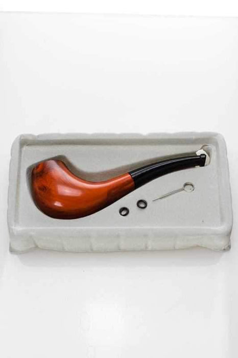 Quality Plastic HG-711 Smoking Tobacco Pipe - bongoutlet.com
