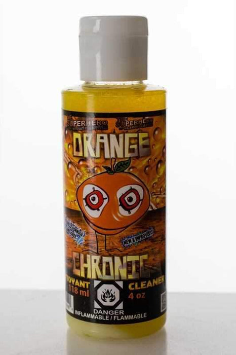 Orange Chronic Cleaner - bongoutlet.com