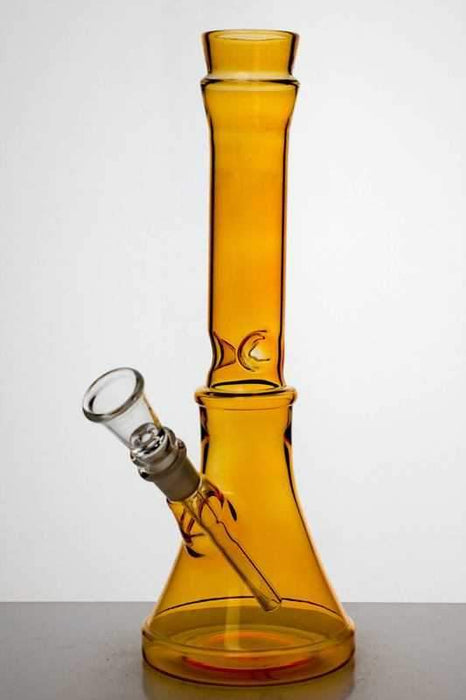 "10"" colored glass water pipe - bongoutlet.com"