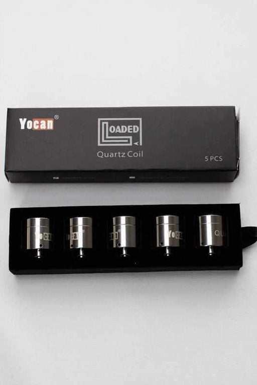 Yocan Loaded Quartz coil - bongoutlet.com