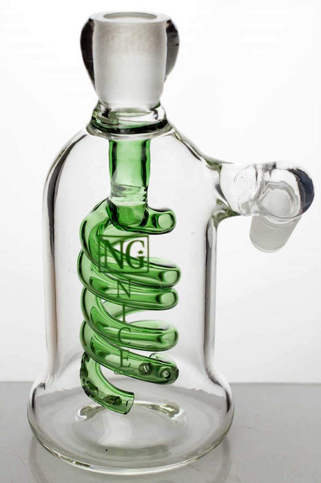 Double-coil diffuser ash catchers - bongoutlet.com