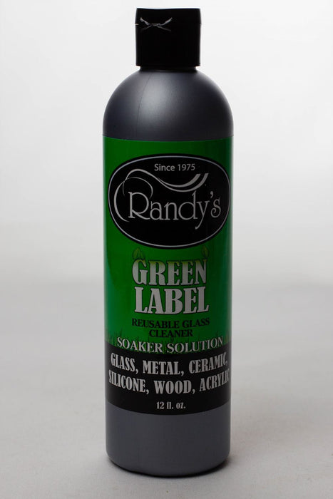 Randy's Green Label Cleaner - bongoutlet.com