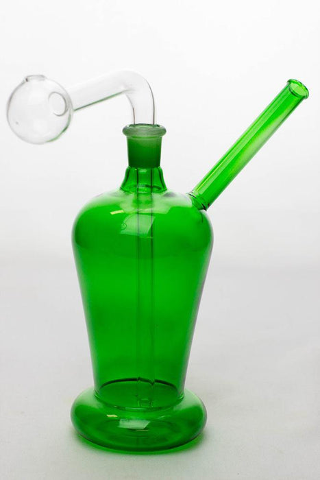 "7"" Oil burner water pipe Type F - bongoutlet.com"