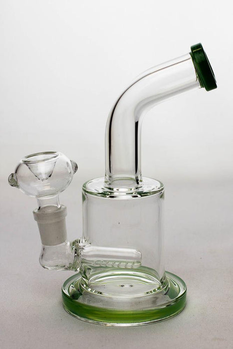7 inches inline diffused bubbler - bongoutlet.com