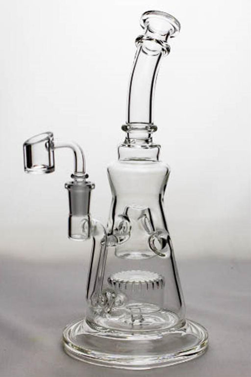 "10.5"" drum-diffuser  bubbler with a banger - bongoutlet.com"