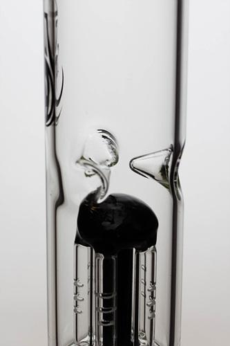 "14"" genie triple 5 arms percolator water bong - bongoutlet.com"