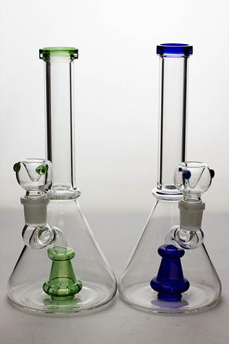 10 inches cone diffused bubbler - bongoutlet.com
