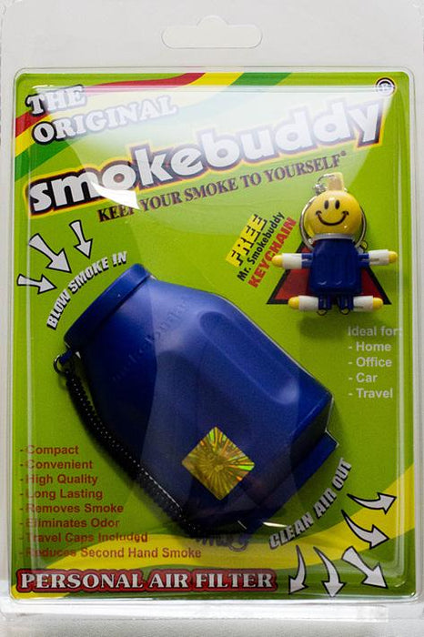 Smokebuddy Original Personal Color Air Filter - bongoutlet.com