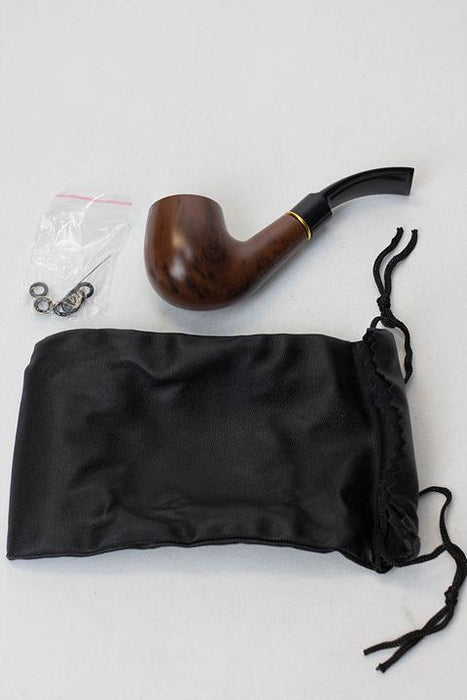 Quality Plastic Smoking Tobacco Pipe FP103 - bongoutlet.com