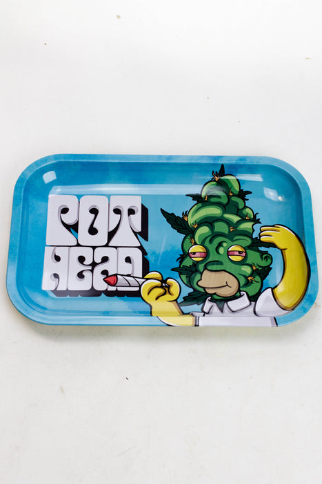 Smoke Arsenal Medium Rolling Tray