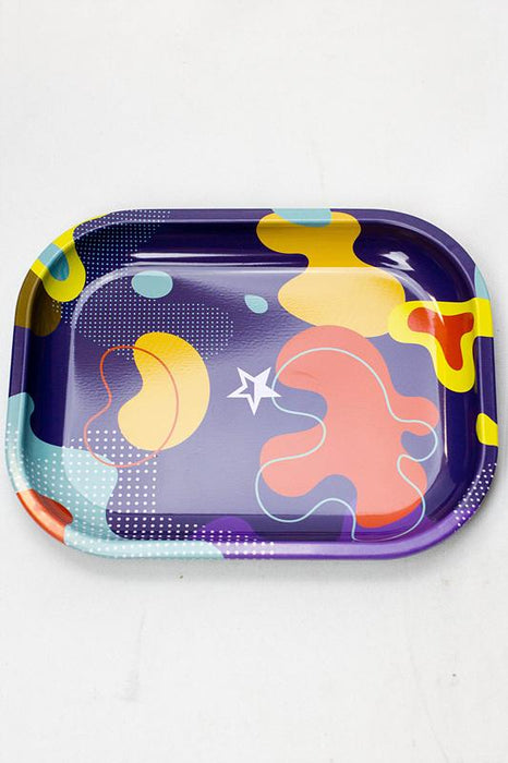FAMOUS DESIGN Small Rolling tray