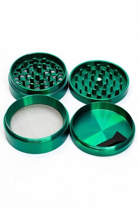 Infyniti 4 parts metal herb grinder