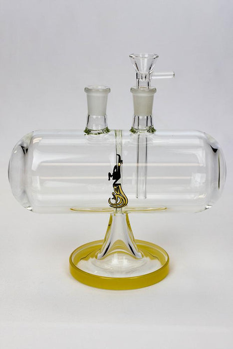 "9"" Genie Submarine Gravity glass bong"