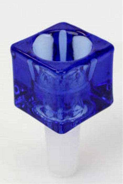 Glass Cube large bowl