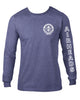 LONG SLEEVE NO POCKET T SHIRT