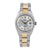 Rolex Datejust Diamond Watch, 1601 36mm, White Diamond Dial With Two Tone Bracelet