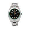 Rolex Milgauss 116400V 40MM Black Dial With Stainless Steel Oyster Bracelet