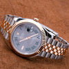Rolex Datejust II 126331 41MM Silver Dial With Two Tone Jubilee Bracelet