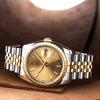 Rolex DateJust 116233 36mm Champagne Dial
