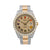 Rolex Datejust II Diamond Watch, 116333 41mm, Champagne Diamond Dial With Two Tone Oyster Bracelet