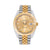 Rolex Datejust 126333 41MM Champagne Dial With Two Tone Bracelet
