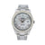 Rolex Datejust II Diamond Watch, 116300 41mm, Silver Diamond Dial With 3.5 CT Diamonds
