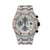 Audemars Piguet Royal Oak Offshore Chronograph 25721ST 44MM White Dial With Two Tone Bracelet